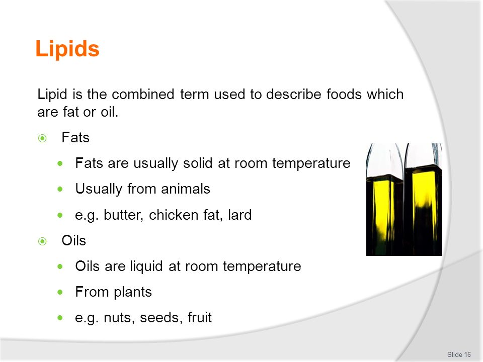 difference between fat and oil pdf