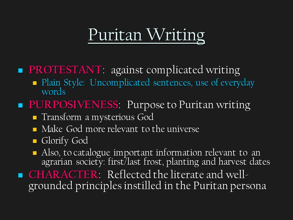 puritan society during the 1600s essay It obliterated a third of new england's towns, pulverized its economy, and  he  was hardly pleased to be displaced by a convoy of puritans.