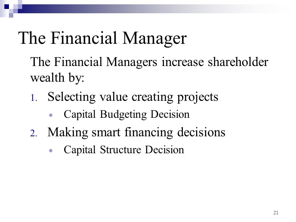 Strategies & Methods Corporations Use to Maximize Wealth