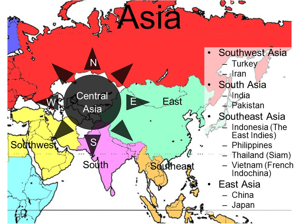 Geography you need to know to pass the ap exam ppt video online 5 asia gumiabroncs Image collections