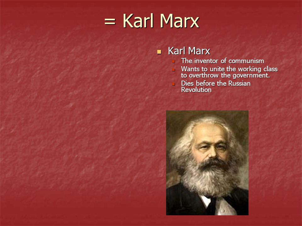 analysis of karl marx and communism Karl marx (1818-1883) was a german philosopher, economist, and sociologist whose writings formed the basis of modern communism (photo: ingram publishing/newscom.