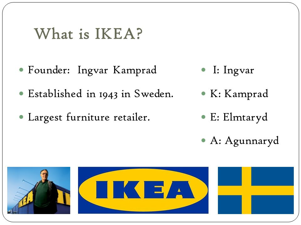 19 What Is Ikea Chapter 12 Organization Size And Life Cycle Ppt Video Online