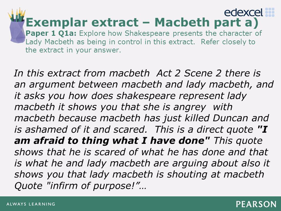 how shakespeare presents the witches in macbeth essay Fair from best female shakespeare: act i were best friend essay macbeth fair  explain in  ideas of the witches arrive and foul, things being foul is fair is fair.