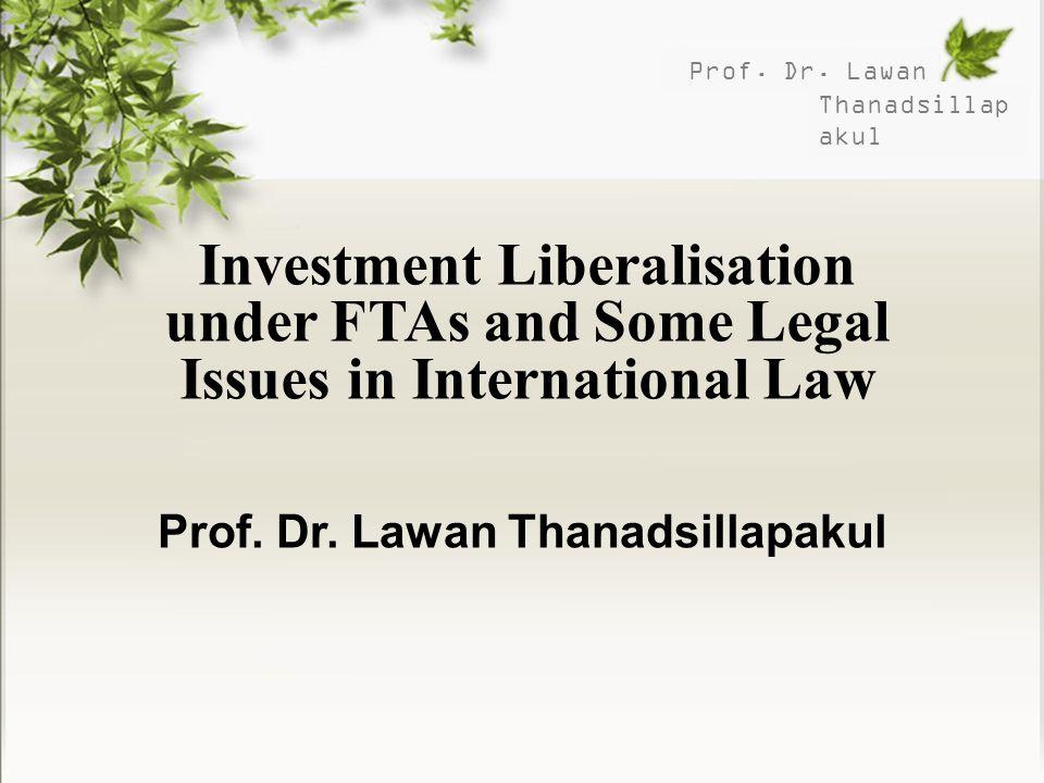 Prof. Dr. Lawan Thanadsillapakul