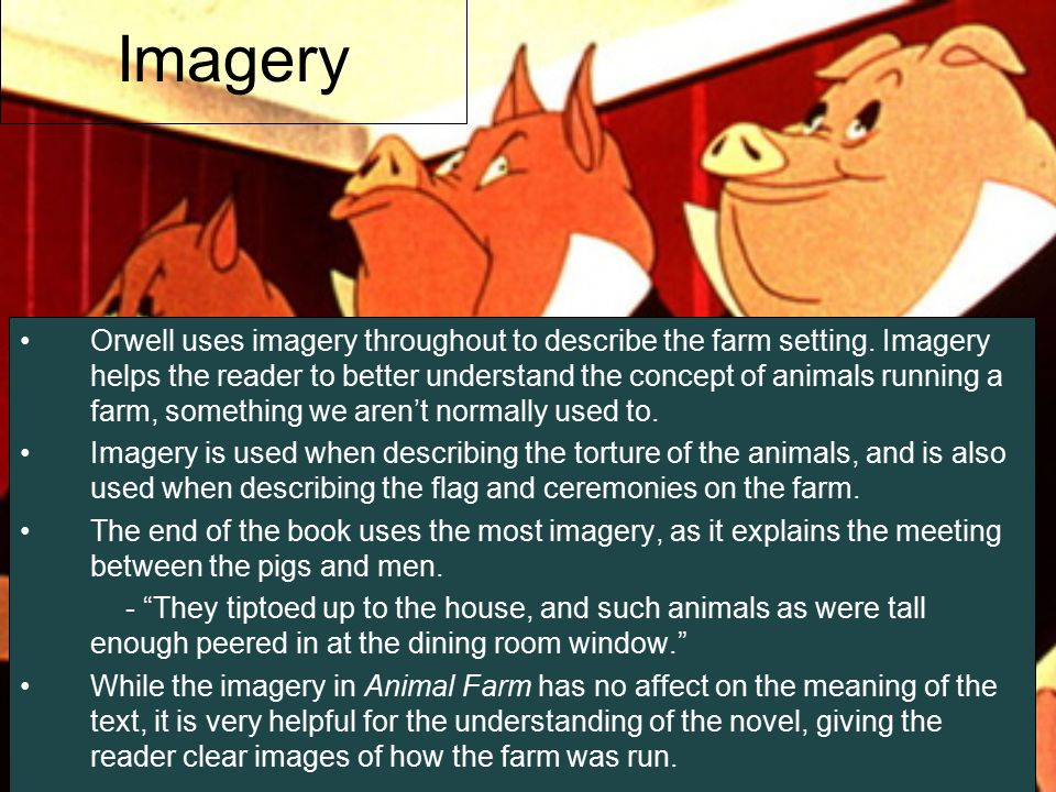 What is Animal Farm about?
