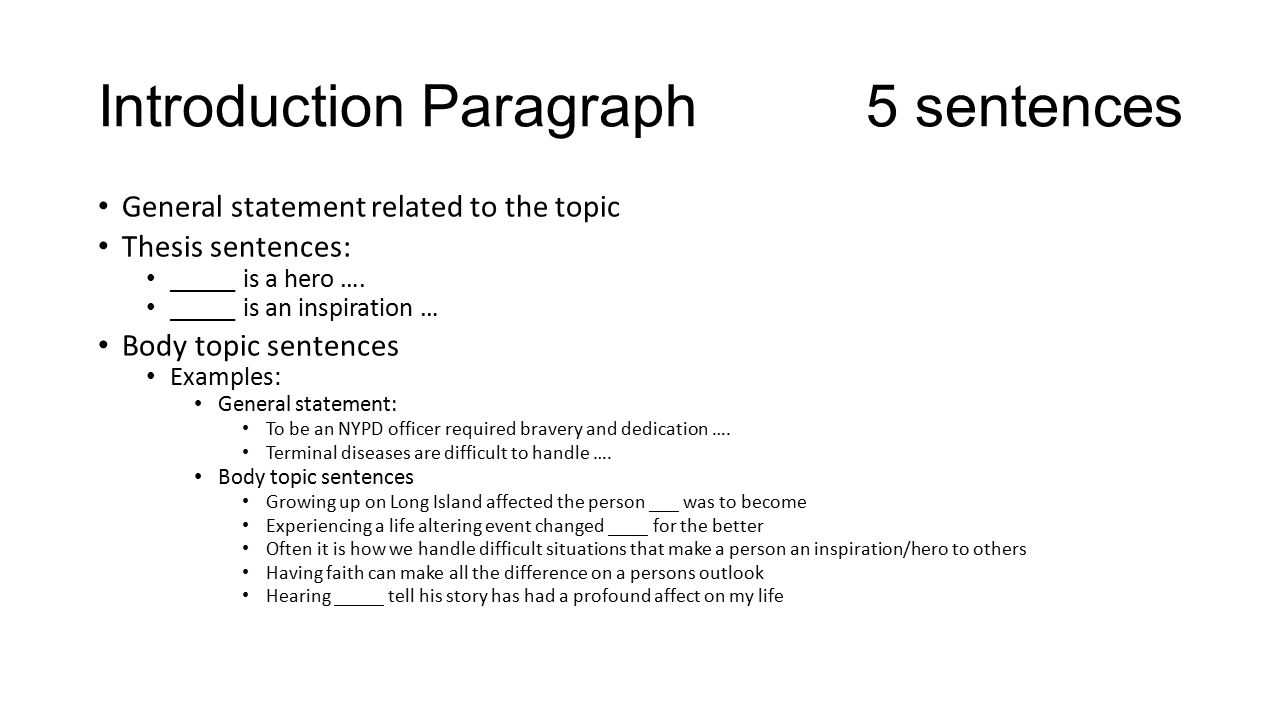 introductory sentences in essays Your essay lacks only two paragraphs now: the introduction and the conclusion  these paragraphs will give the reader a point of entry to and a point of exit from.