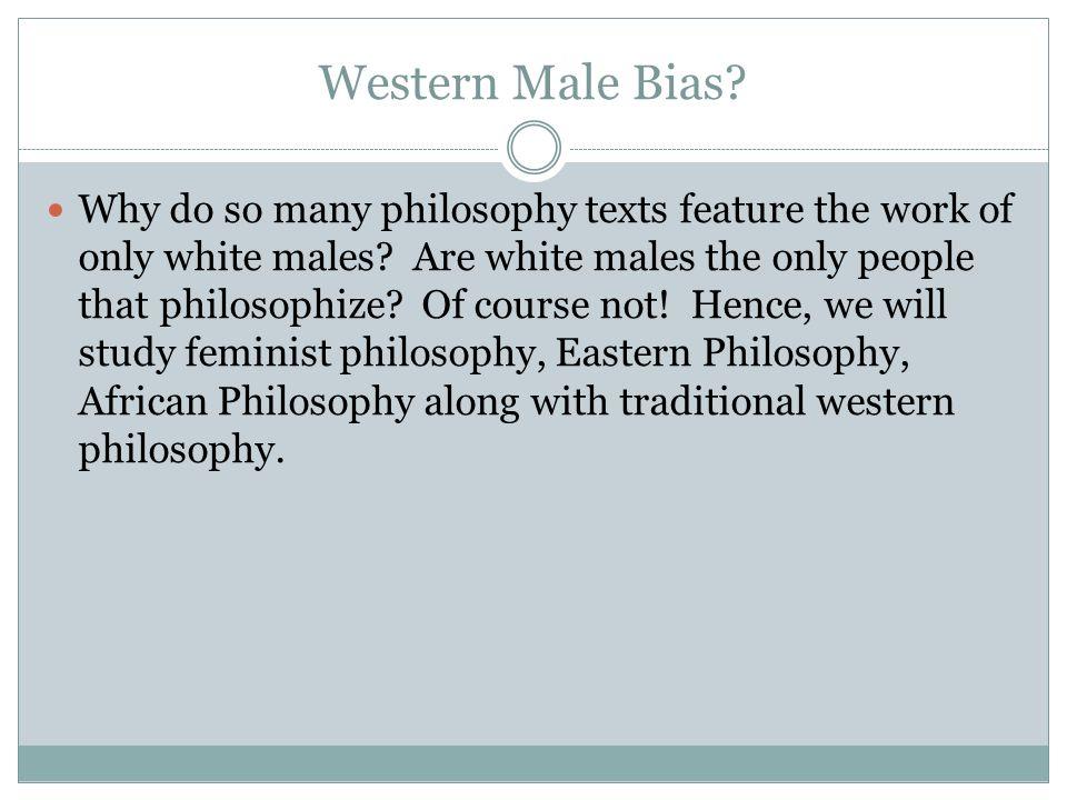 Western Male Bias