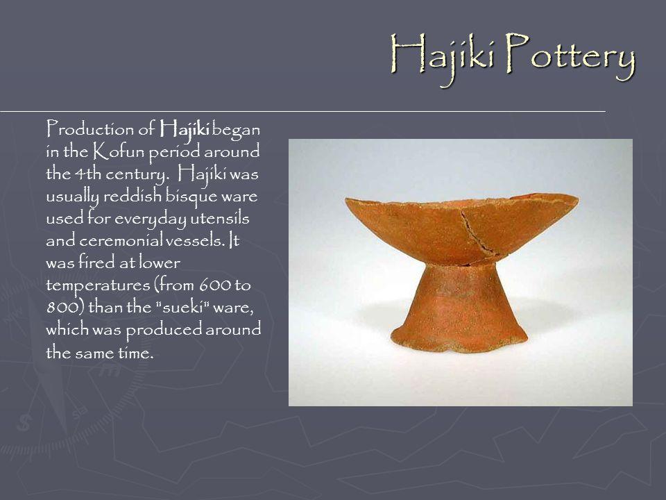 Hajiki Pottery