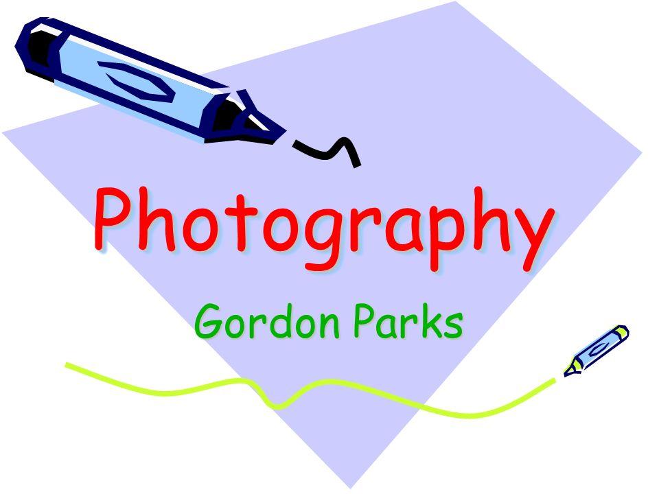 Photography Gordon Parks
