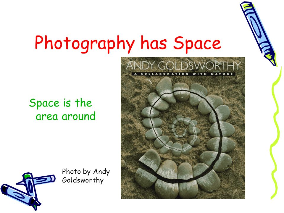 Space is the area around