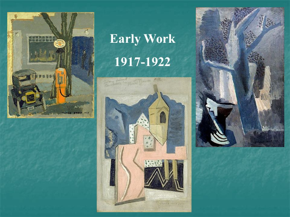 Early Work 1917-1922