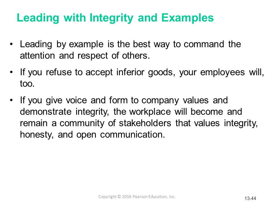 """best way to encourage ethical behavior in the workplace Chapter 5 be ethical at work you can fool some of the people all of the time, and all of the people some of the time, but you cannot fool all of the people all the time abraham lincoln integrity is doing the right thing, even if nobody is watching unknown author unethical or the """"way we do business"""" as the assistant manager at an automotive."""