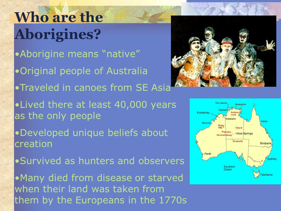 Australian Aboriginal Art - ppt download
