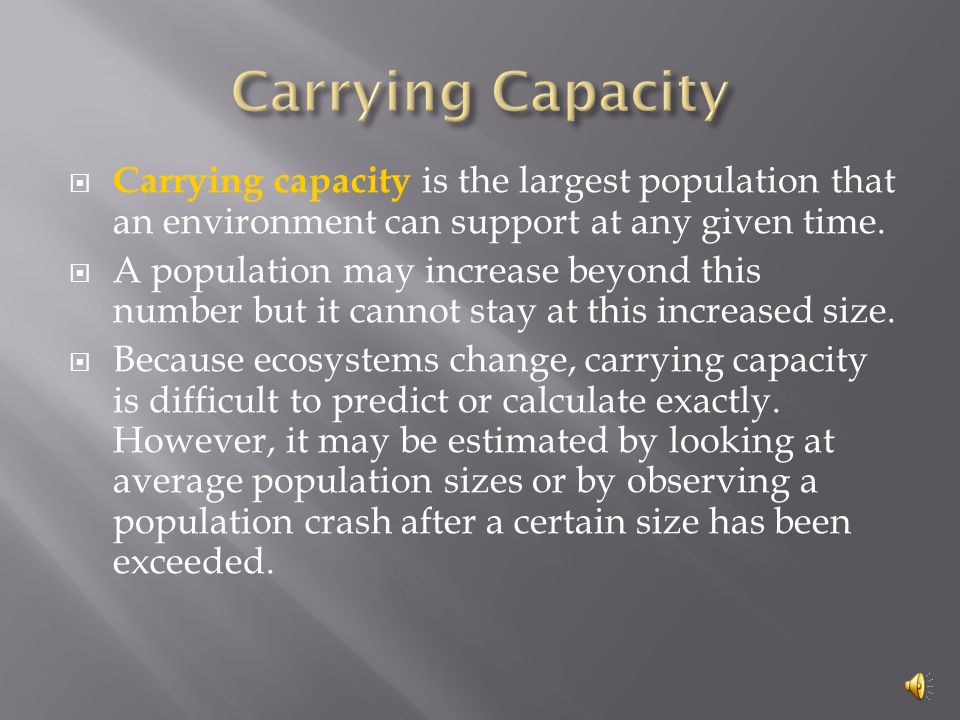 Chapter 8 Understanding Populations - ppt download