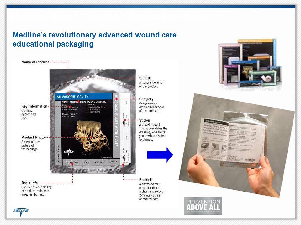 medline wound care handbook