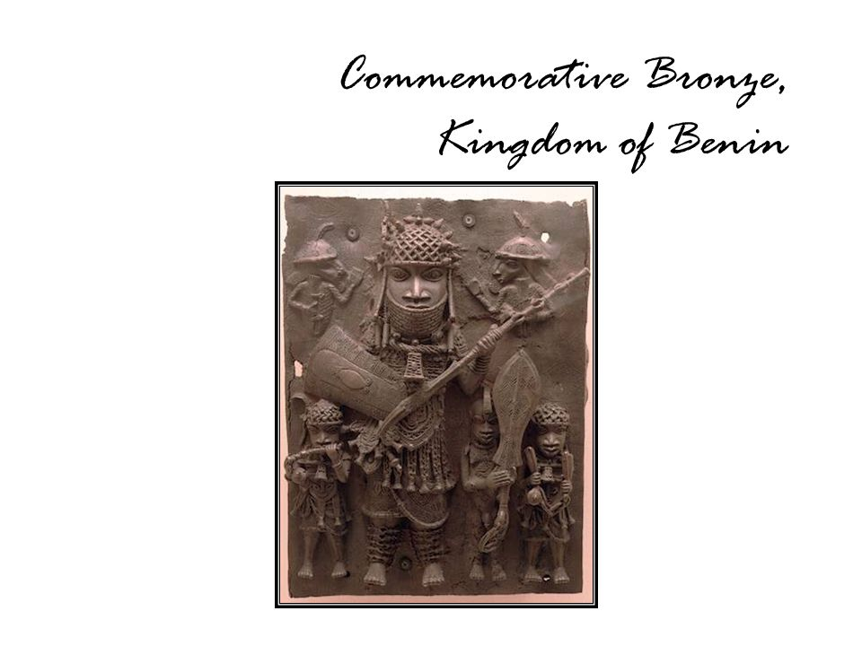 Commemorative Bronze, Kingdom of Benin