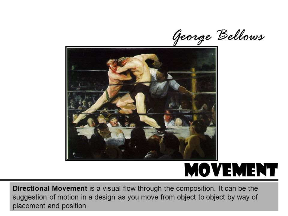George Bellows Movement