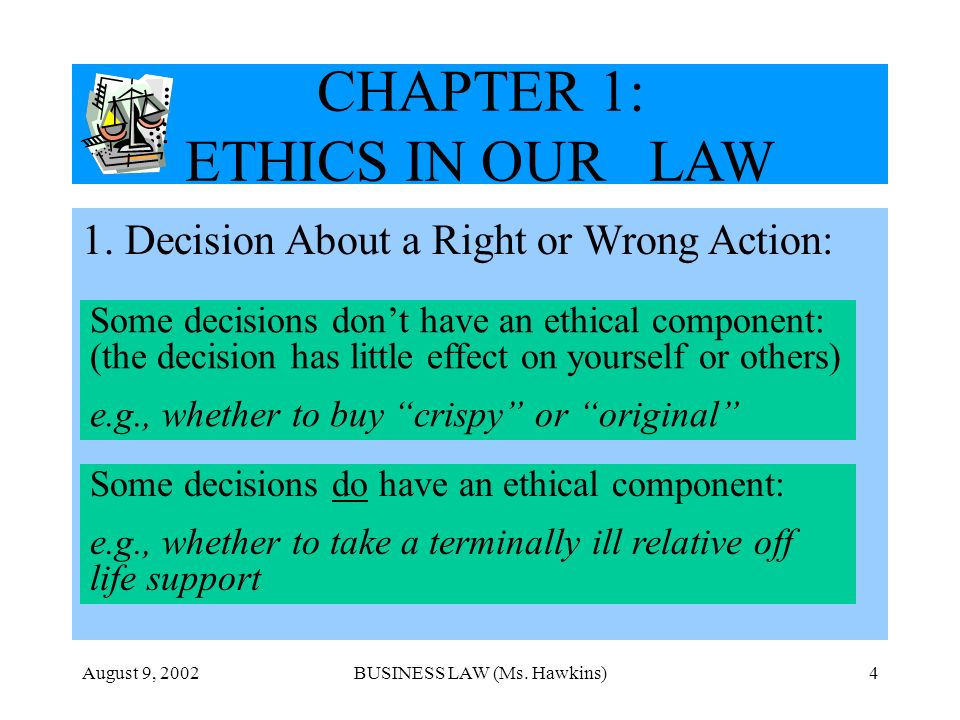 chapter 6 business ethics and ethical Chapter 6: business ethics and corporate of ethical issues emerged from the obviously an important issue in international business ethical challenges.