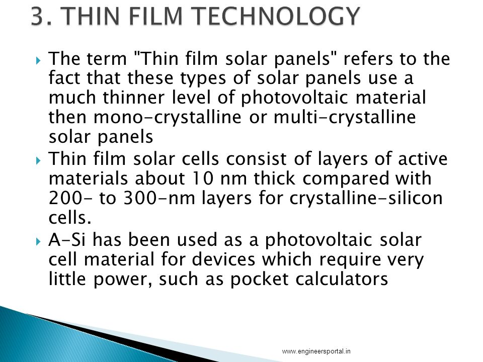 Solar Photovoltaic Cell Ppt Video Online Download