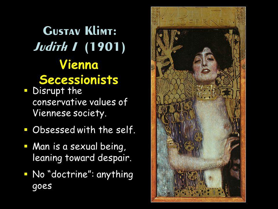 Gustav Klimt: Judith I (1901)