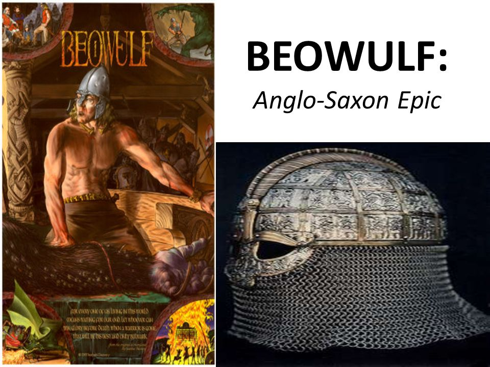 an analysis of the anglo saxon times and the epic beowulf An analysis of the epic of beowulf cannot be complete of the themes and motifs that make the epic poem stand the test of time anglo-saxon and.