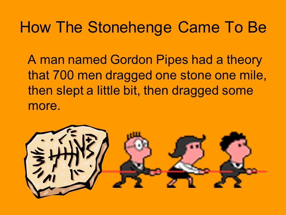 How The Stonehenge Came To Be