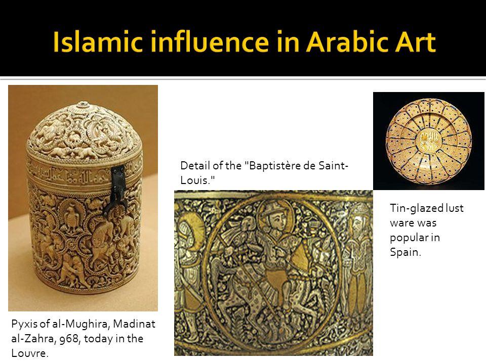 Islamic influence in Arabic Art