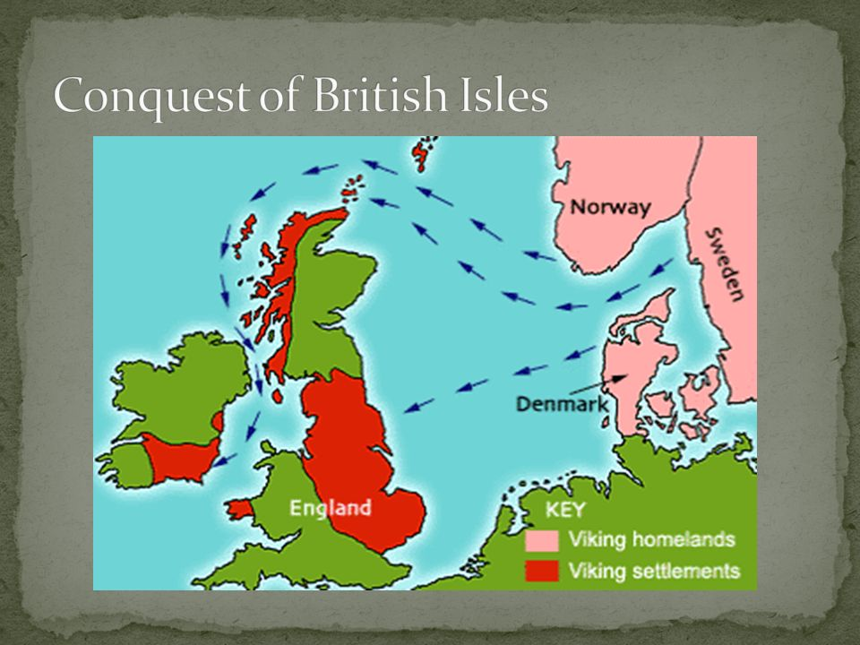 Conquest of British Isles