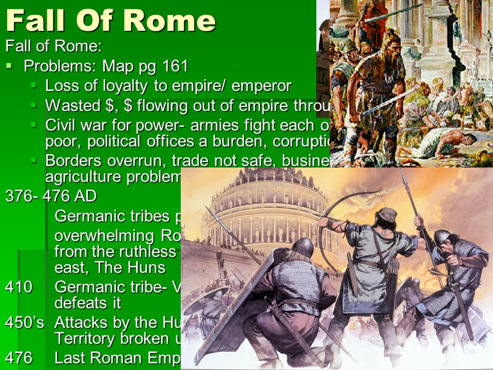 Political history of the Roman military
