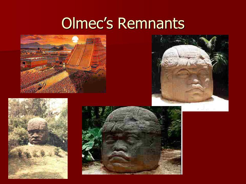 Olmec's Remnants