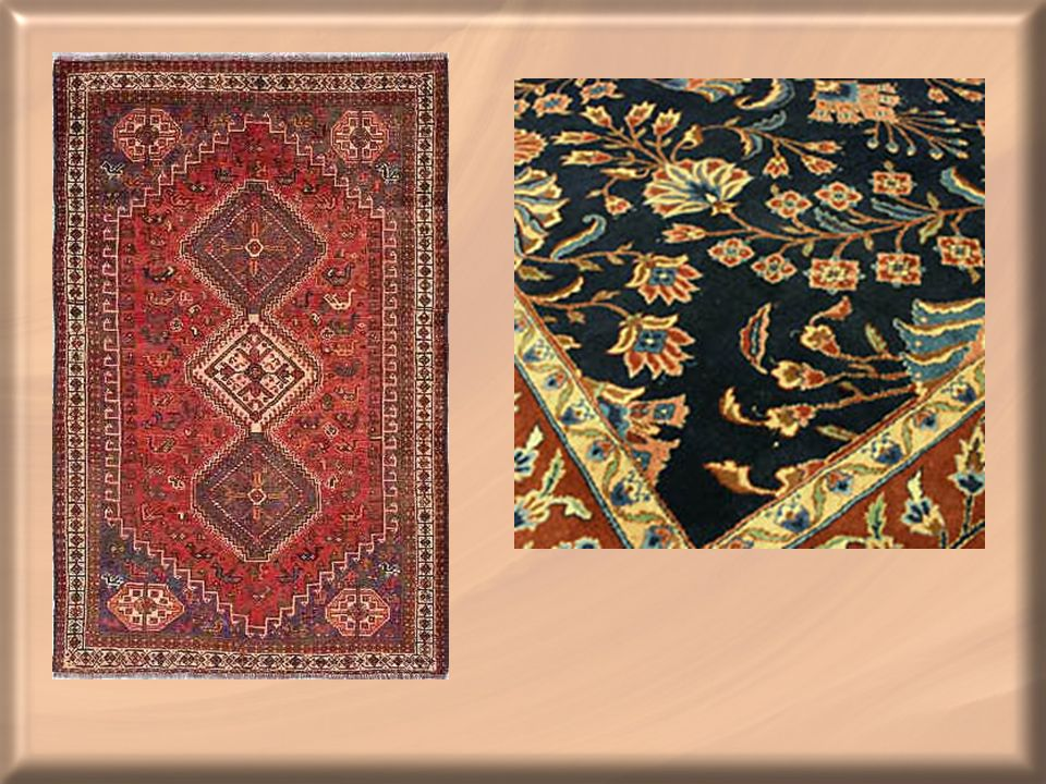 Carpets from the Middle East became the new hot commodity in Europe- outpaced silk.