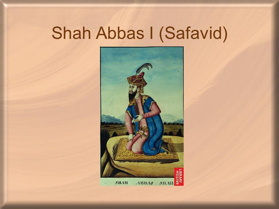 Shah Abbas I (Safavid)