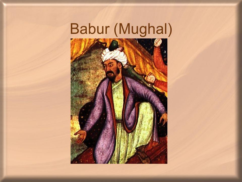Babur (Mughal)