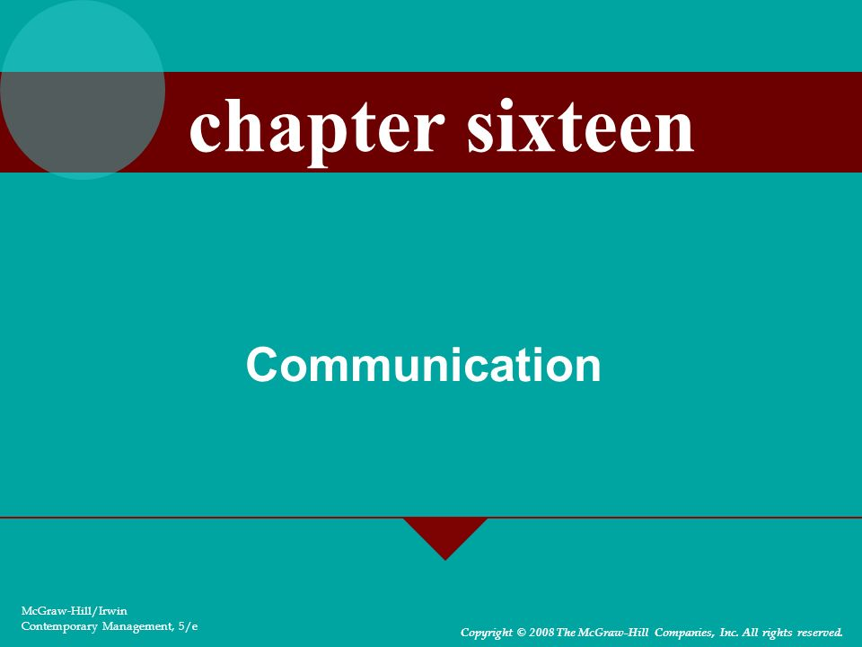 contemporary management chapter 6 Study flashcards on essentials of contemporary management, chapter 8 at cramcom quickly memorize the terms, phrases and much more cramcom makes it easy to get the grade you want.