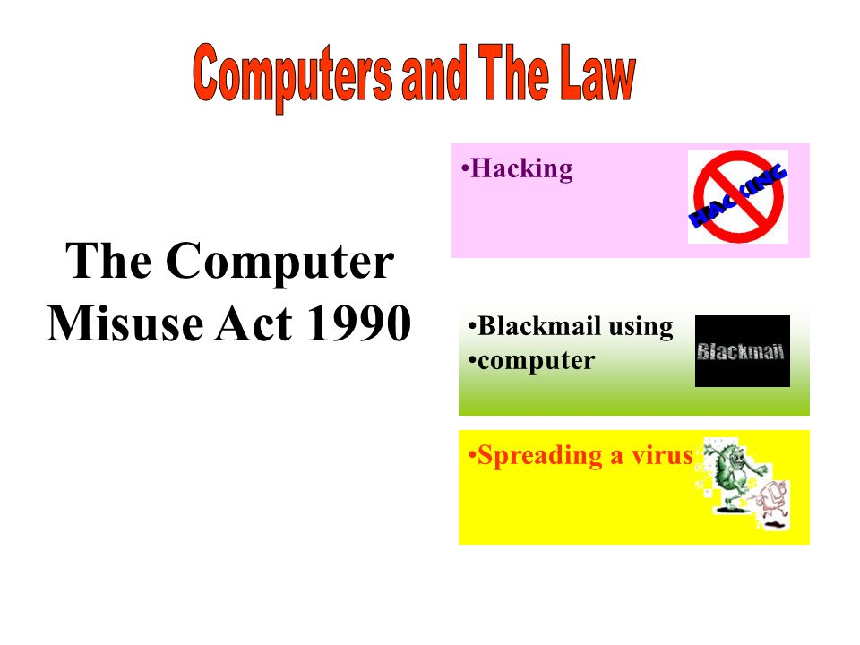 the computer misuse act 1990 essay Ebscohost serves thousands of libraries with premium essays, articles and other content including the computer misuse act 1990 get access to over 12 million other articles.