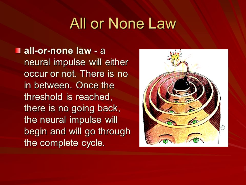 All or None Law