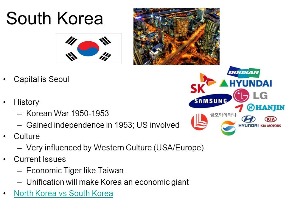 the history of the korean war north versus south Summary and definition: the korean war began on june 25, 1950 when north korea invaded south korea the conflict was fought between the soviet-backed communist north korea and china against the united states and the un-backed south korea the united nations troops, the majority of whom were from the .