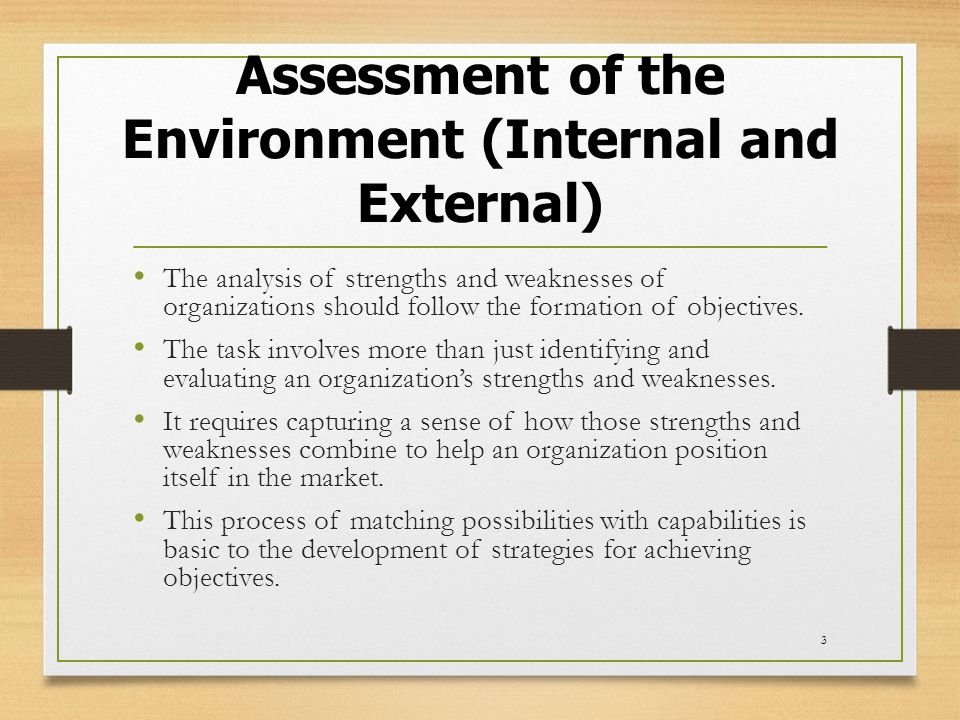 analysis and evaluation of external environment marketing essay Pestel analysis essay - pestel analysis the pestel analysis is an important and widely-used tool for understanding the big picture of a firm's external environment pestel is an acronym for the political, economic, socio-cultural, environmental, and legal environment in which a firm operates.
