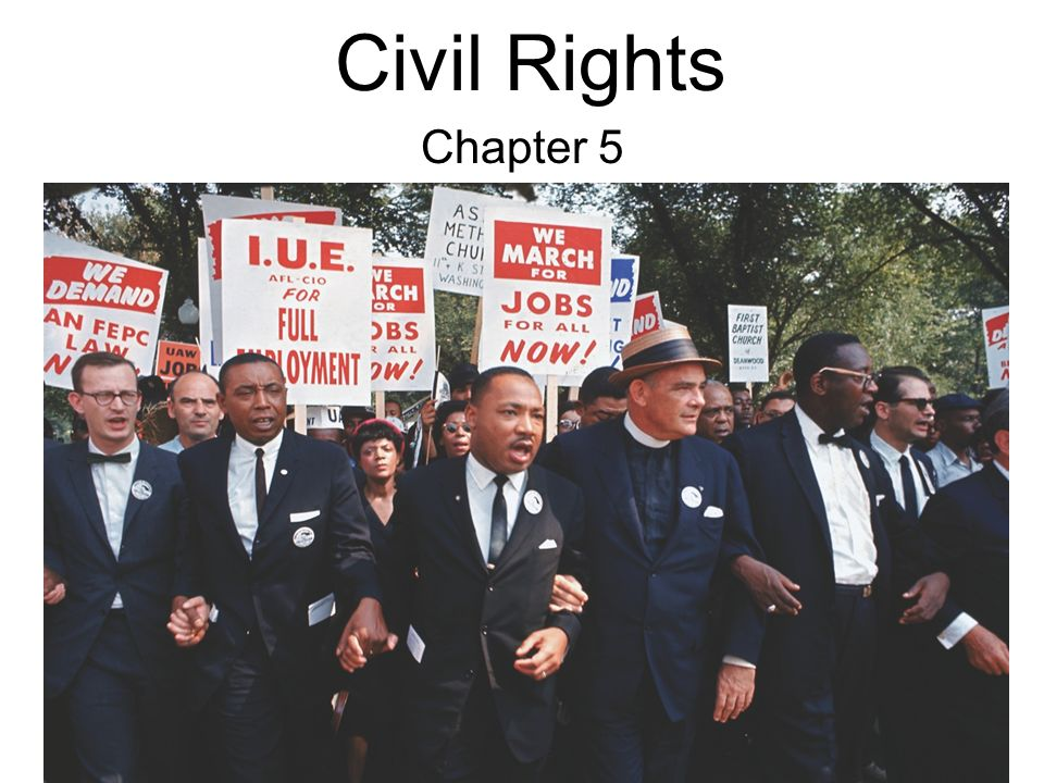 Civil Rights Chapter 5