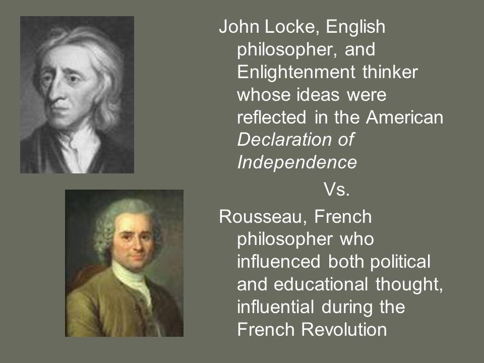 John Locke, English philosopher, and Enlightenment thinker whose ideas were reflected in the American Declaration of Independence