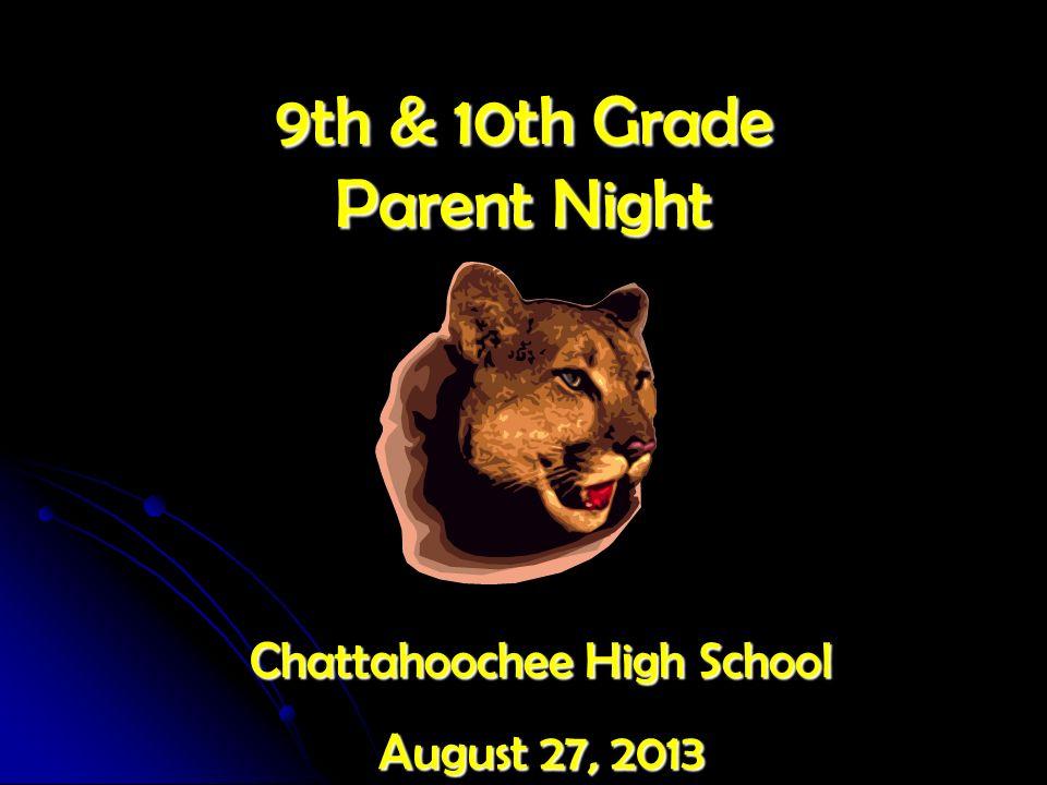 9th & 10th Grade Parent Night