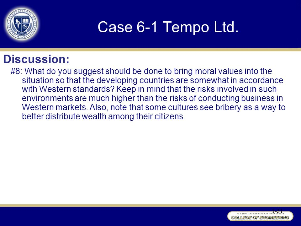 case 6 1 tempo ltd Supplier bayer cropscience pty ltd abn 87 000 226 022 level 1 in case of skin irritation tempo® residual insecticide 6/10 version 1 / aus revision date.