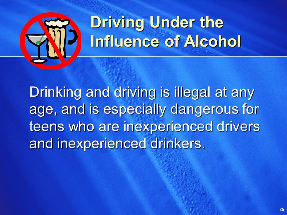 the cause and effect of driving under the influence of alcohol Drunk driving title: drinking alcohol and driving - driving under the influence of alcohol has causes and effects of drunk driving essay.