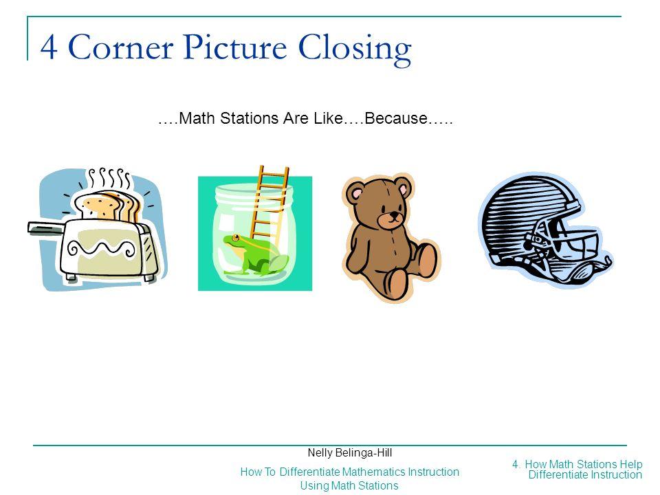 4 Corner Picture Closing