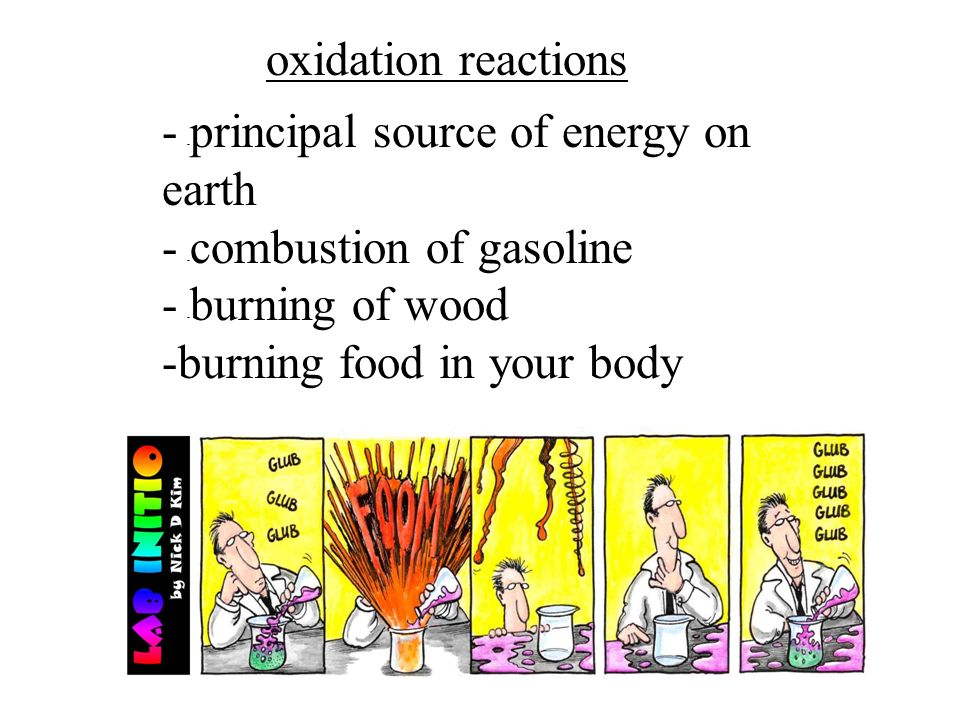 Chapter 20 OxidationReduction Reactions Redox Reactions ppt – Chapter 20 Worksheet Redox