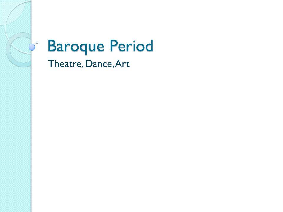 baroque period essay