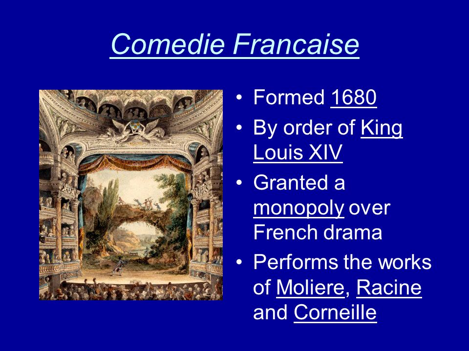 an analysis of molieres neoclassic comedy tartuffe Moliere's neoclassic comedy, tartuffe, is a prime example of his expertise in the   all of the characters play an important role, but it is easy to say that tartuffe.