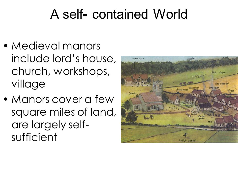 A self- contained World