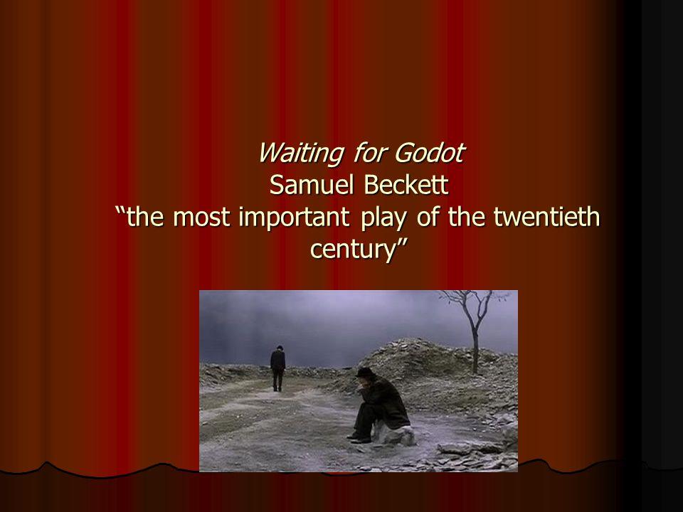 waiting for godot by samuel beckett essay