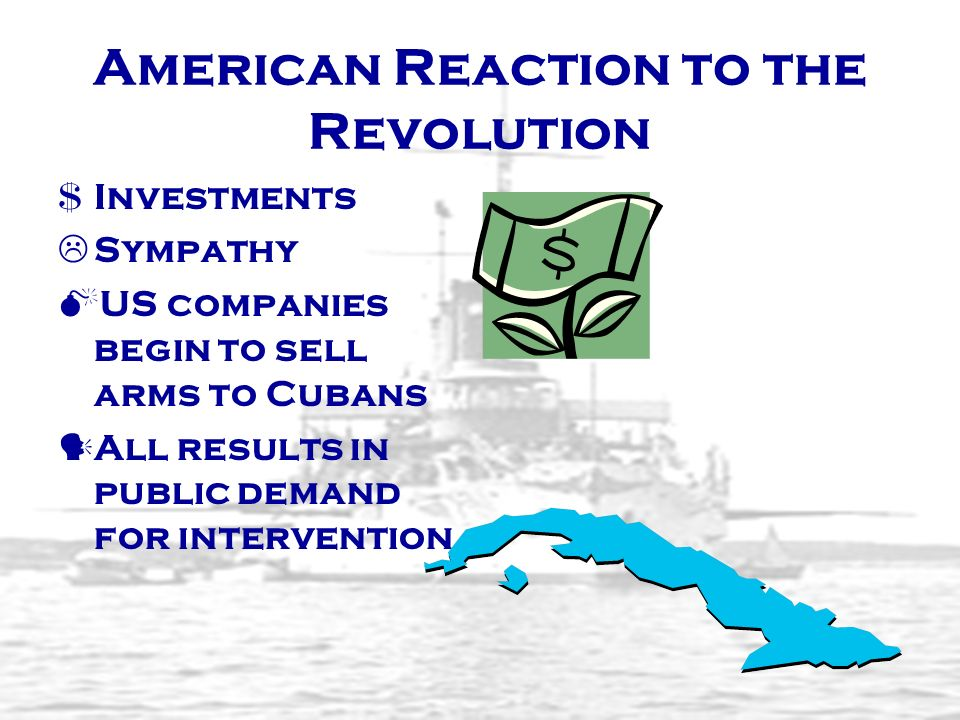 American Reaction to the Revolution